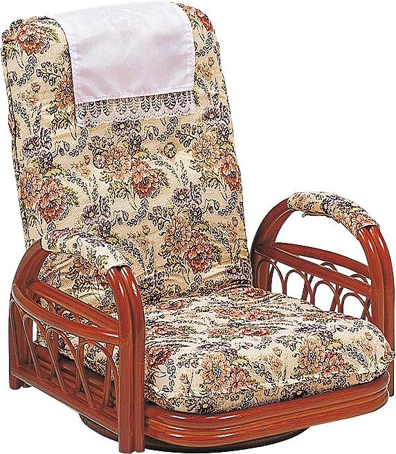 送料無料  ギア回転座椅子 RZ-921 座椅子 椅子 モダン フロアチェア リビングチェア フロア チェアー 座イス チェア リラックスチェアー