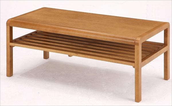 【送料無料】ヤマソロ センターテーブル【ココア】 82-797ナチュラル・82-798ブラウン