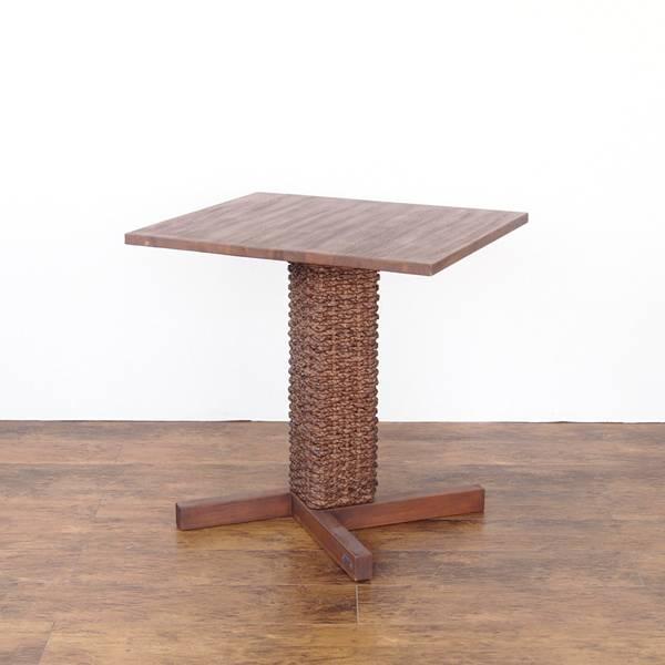 送料無料 アジアン家具 @CBi(アクビィ) LOTUS カフェテーブル 角型 ACTS69DK