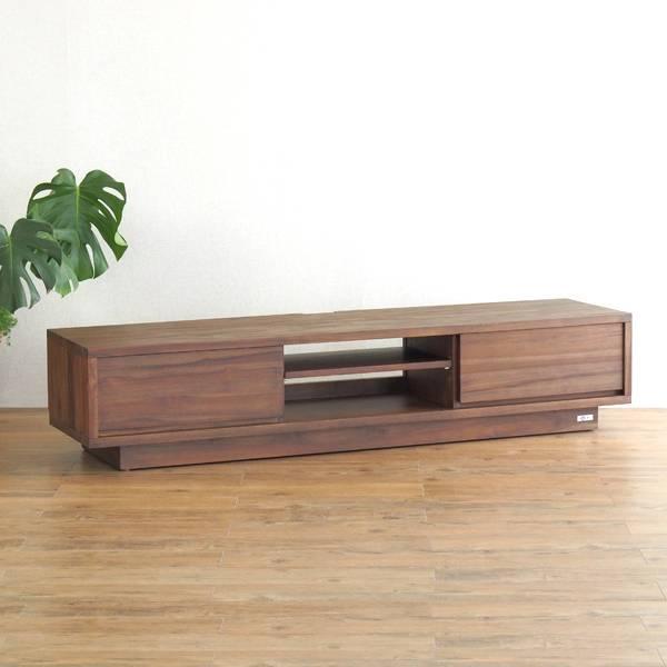 送料無料 アジアン家具 @CBi(アクビィ) TVボード 幅160cm ACW540KA
