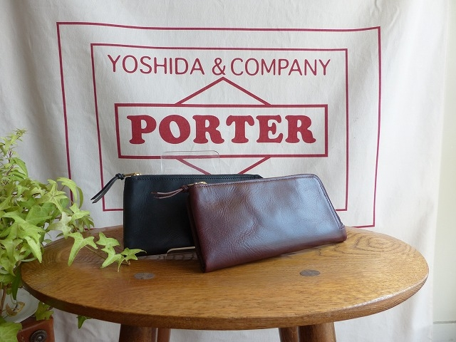 吉田カバン PORTER ポーター 最安値に挑戦 SOAK 101-06001 無料 ロングウォレット