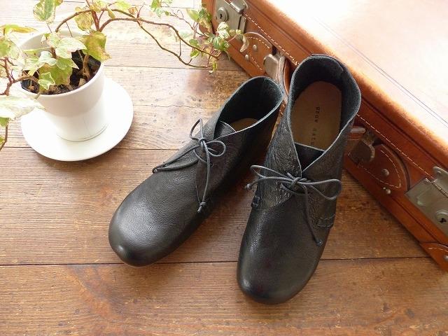 GN シボ革の小人ブーツ(MKGN-18-2020)