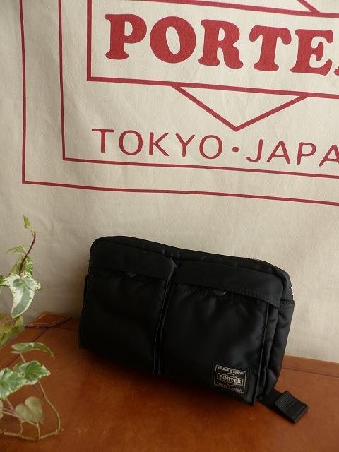 吉田カバン PORTER(ポーター) タンカーウエストバッグ WAIST BAG(622-68723)