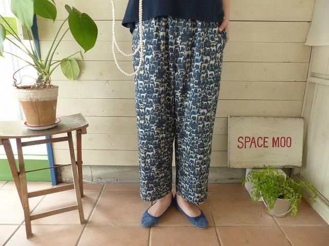 SARAHWEAR(サラウェア) Libety easy pants(C-30311)