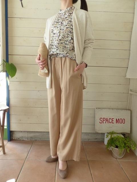 LA MARINE FRANCAISE(マリン フランセーズ) LIBERTY バンドカラーシャツ(MFG9103031)
