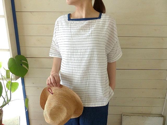 【30%OFF SALE】OMNIGOD(オムニゴット) セーラーワイドシャツ(56-845Z) ※セール商品の為、送料無料サービス対象外