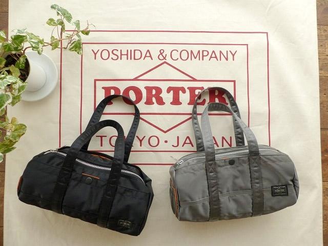 吉田カバン PORTER(ポーター) タンカー ボストンバッグ S(622-66958)