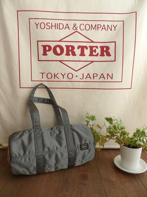 吉田カバン PORTER(ポーター) タンカー ボストンバッグ L(622-66987)