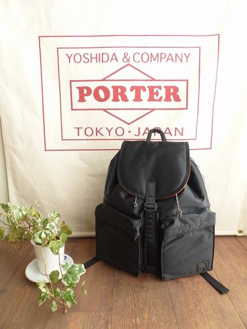吉田カバン PORTER(ポーター) TANKER RUCKSACK タンカーリュックサック(622-69312)