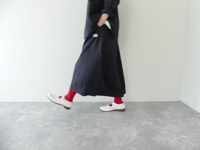 快晴堂(かいせいどう) スプリングコットンスカート(01SK-04)