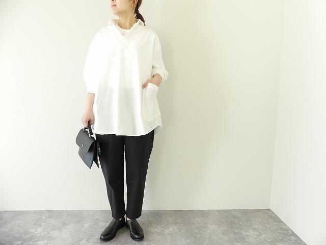 LOLO(ロロ) 定番プルオーバービッグサイズシャツ(2LS-65)