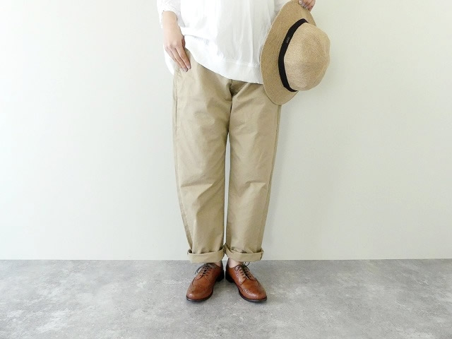 Ordinary Fits(オーディナリーフィッツ) NEW FARMERS 5P CHINO PANTS(OF-P064)