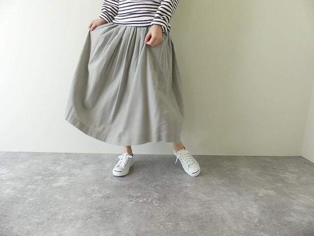prit(プリット) 60/1シャツコール タックスカート(P70109)