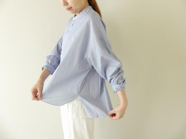 購買 マーケット D.M.G ドミンゴ スタンドワイドシャツ 16-571X