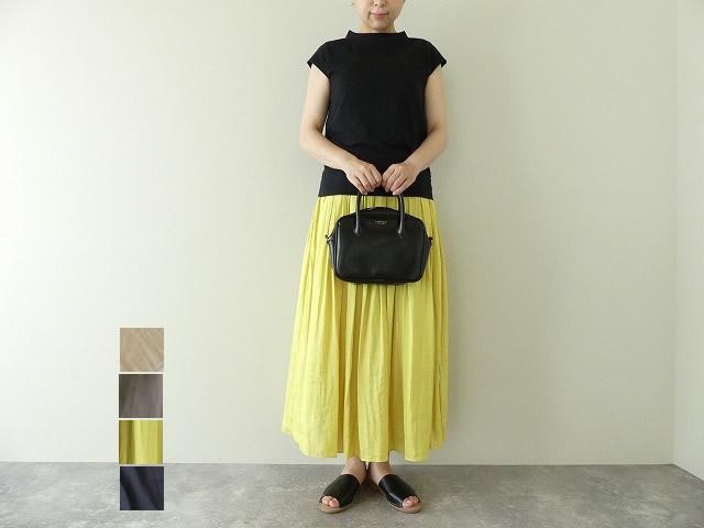 ギフト SALE DONEEYU ドニーユ とろみギャザースカート おしゃれ U2750 ※セール商品の為 送料無料サービス対象外
