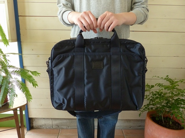 吉田カバン PORTER(ポーター) ZONE 2WAY BRIEF CASE(973-07200)
