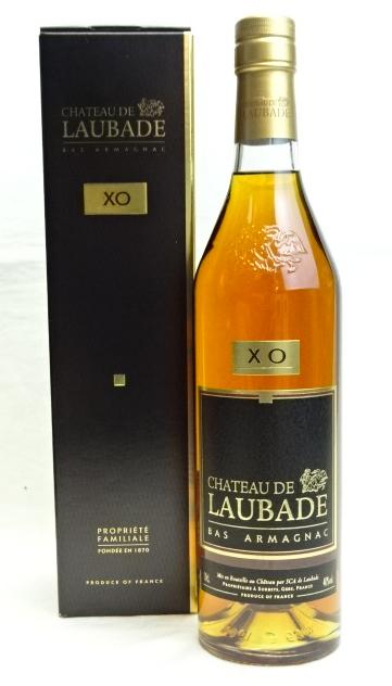 ■正規品■シャトー ロバード XO ロングネック 新作続 バ アルマニャック Chateau de Laubade 40度 お買得 700ml ブランデー