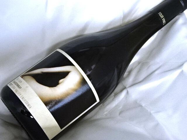 Four Vines フォー ヴァインズ ザ フォーム 2017 シャルドネ The Form 750ml アメリカ 直輸入品激安 14.5度 現品 カリフォルニア 赤ワイン