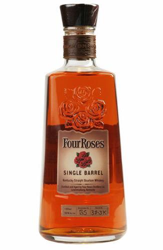 希少750mlボトル 発売モデル ■正規品■ フォアローゼス フォアローゼズ シングルバレル 750ml Singlebarrel アメリカンウイスキー 大注目 バーボン Four Roses 50度