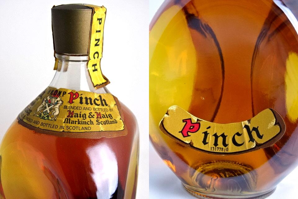 危机760ml 43度威士忌Pinch A00102