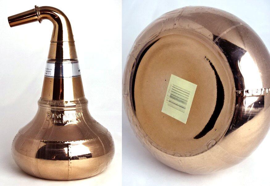 在结束売品日嘉金斯兰使用瓶 (金士兰) 威士忌 700 毫升 43 ° 日嘉锅还是日本威士忌 A01506