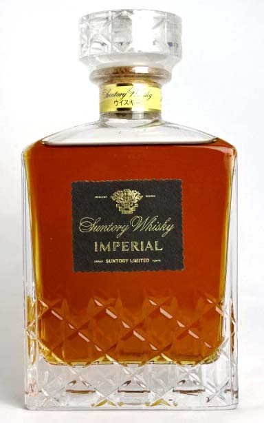 Suntory whiskey Imperial 600 ml 43 ° SUNTORY WHISKY IMPERIAL A02172