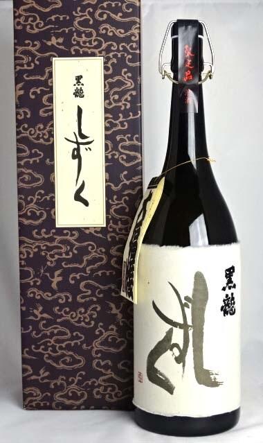 黑龙江 daiginjo 滴 1800 毫升黑龙江酒厂股份有限公司 [黄酒] A02436