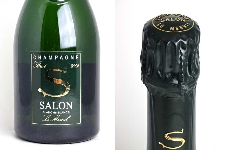 Liquor store SPANA: ♢ genuine ♢ Salon Blanc de Blanc millésime ...