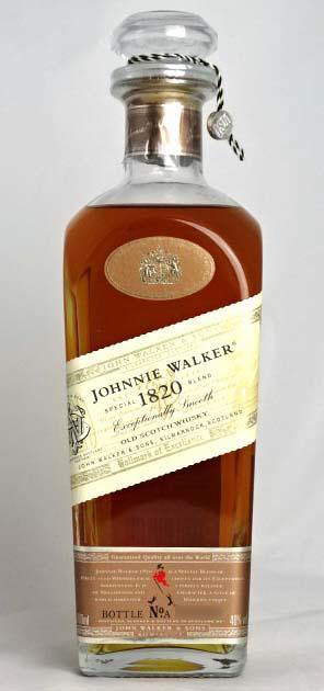 超激安 ?正規品? ジョニーウォーカー 1820 スペシャルブレンド 700ml 40度 スコッチウイスキー JOHNNIE WALKER Special Blend SCOTCH WHISKY A03158, キタシオバラムラ 56975023