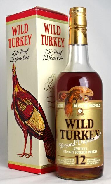 ♦ 旧瓶 ♦ 野生火鸡 12 年黄金之外重复 700 毫升 40 倍波本威士忌 / 威士忌重复 A03963 超越野生火鸡