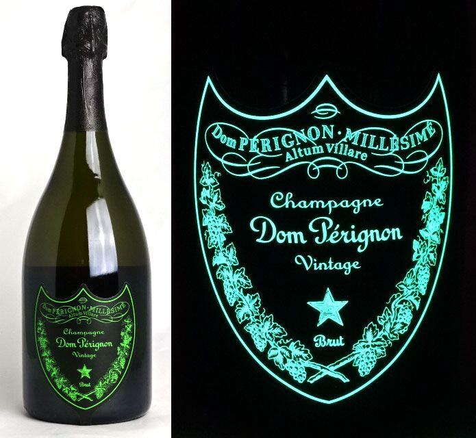 ■正規品■ ドン・ペリニヨン ルミナス [2009] 750ml 光るドンペリ! Dom Perignon Luminous Label