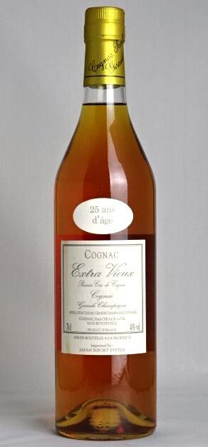 ポールジロー 25年 エクストラ・ヴィユー 700ml 40度 Paul Giraud Extra Vieux ブランデー/コニャック A05151