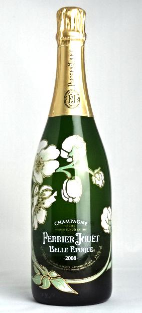 ■正規品■ ペリエ・ジュエ ベル・エポック [2008] 750ml シャンパン 白 Perrier Jouet Belle Epoque A07364