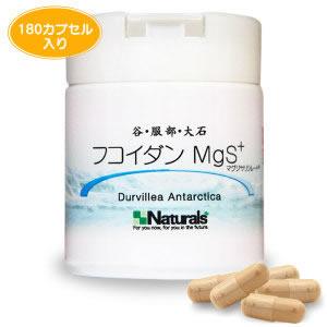 【smtb-MS】谷・大石・服部 フコイダン MgS+(180カプセル入り)送料無料