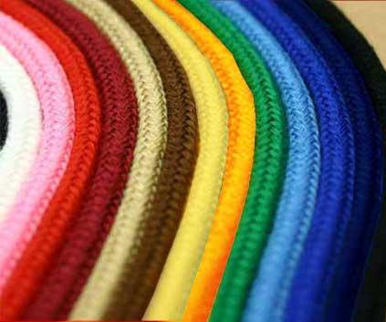 人気商品 カラー紐《ファッションコード》 約4mm巾×約2.8m 期間限定お試し価格