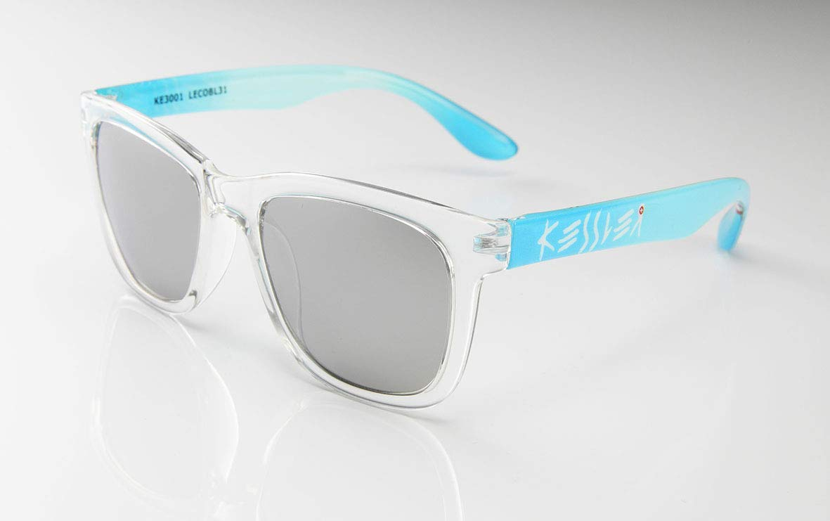 ケスラー KESSLER LECO blue KE027 UV偏光レンズ全32種類スイス生まれの高級サングラスSPASHAN 単品 スパコレ