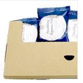 スパークリング・エプソムソルト【72個入り】 (一錠/約60g×4個) 炭酸ガスの泡が出るエプソムソルト 浴用化粧品