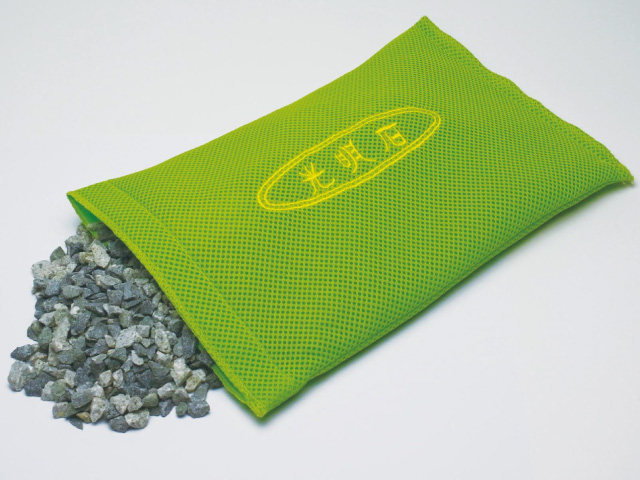 【送料無料】天然鉱石浴用剤 光明石 光明湯温泉(メッシュ袋入り) 人工温泉 1.5kg