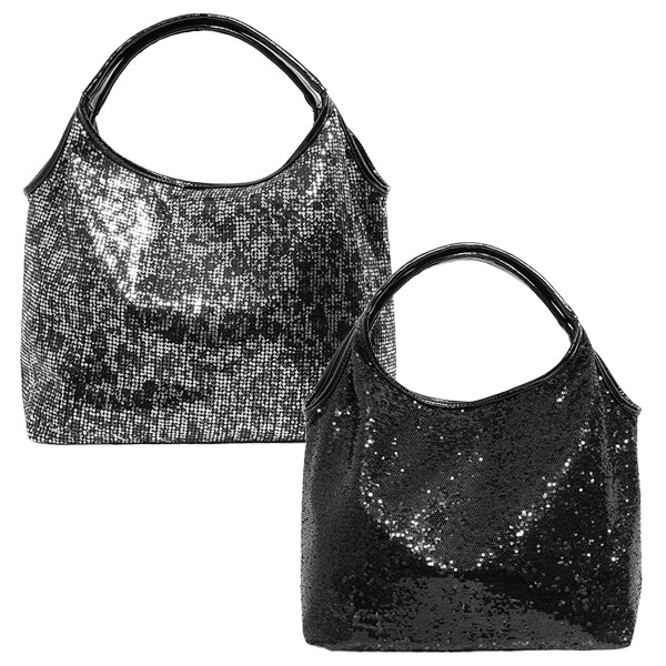 a01be8b9b9d1f SPECCHIO Specchio / sequin tote bag / shoulder bag
