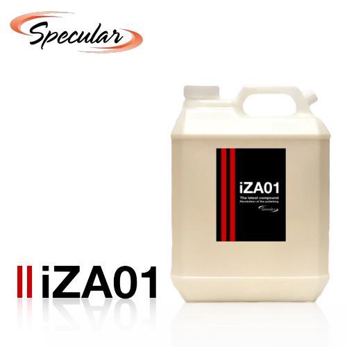 Specular オリジナル コンパウンド iZA01 4000ml ハードタイプGP-150S GP150S G-150N G150N 935Gコーティング 車 ピカピカ 洗車 コンパウンド 研磨剤 磨き ギアアクション ダブルアクション ハイブリット ポリッシャー