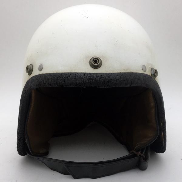 KANGOL SPACEMASTER WHITE 56cm 【海外直輸入中古品】スモールジェットヘルメットオープンフェイスヨーロピアンカンゴールスペースマスターホワイト白色Sサイズ