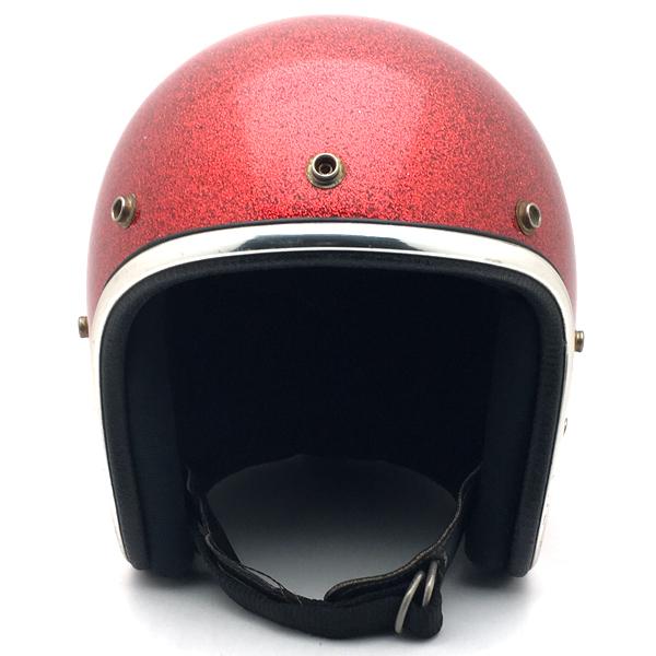 ARTHUR FULMER AF40 RED METALFLAKE 58cm 【海外直輸入中古品】スモールジェットヘルメットオープンフェイスアメリカンアーサーフルマーレッド赤色ラメメタルフレークMサイズキムタク着用グランメゾン東京