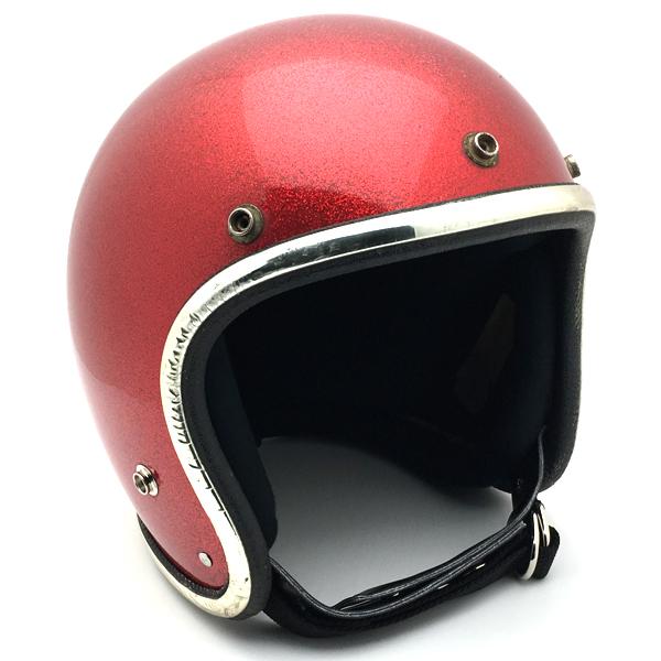 ARTHUR FULMER AF40 RED METALFLAKE 56cm 【海外直輸入中古品】スモールジェットヘルメットオープンフェイスアメリカンアーサーフルマーレッド赤色ラメメタルフレークSサイズキムタク着用グランメゾン東京