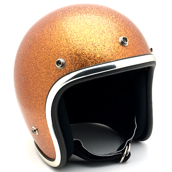 ARTHUR FULMER AF40 METALFLAKE GOLD 58cm 【海外直輸入中古品】スモールジェットヘルメットオープンフェイスアメリカンアーサーフルマーゴールド金色ラメメタルフレークMサイズ