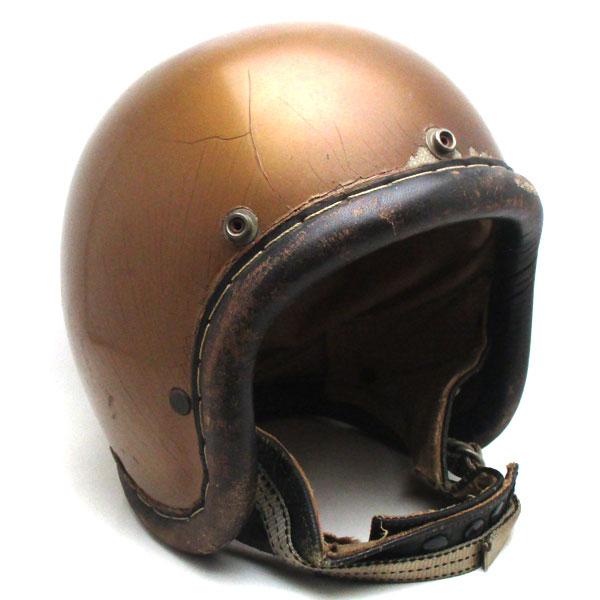 【別倉庫からの配送】 50's 50's McHAL 62cm 革巻リム GOLD 62cm GOLD スモールジェットヘルメットオープンフェイスアメリカンマックホールゴールド金色ブロンズ銅色XLサイズ, 光ネット組合:d059a7c1 --- canoncity.azurewebsites.net
