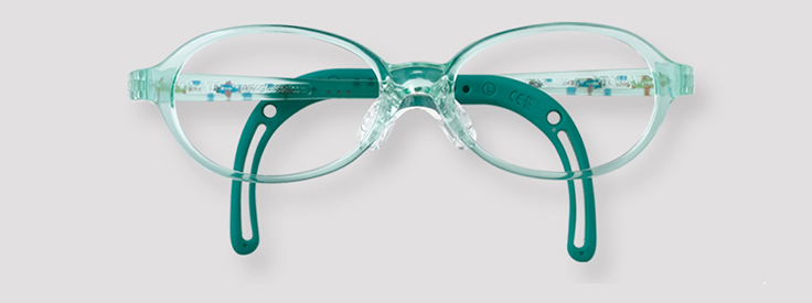 【度付きトマトグラッシーズ TKAC4 】キッズ 子供 子供用 チャイルド メガネ 眼鏡 度付 度付き 度入 度入り レンズ フレーム 近視 遠視 乱視 弱視 眼科 処方箋 金属 セル