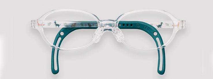 【度付きトマトグラッシーズ TKAC29】キッズ 子供 子供用 チャイルド メガネ 眼鏡 度付 度付き 度入 度入り レンズ フレーム 近視 遠視 乱視 弱視 眼科 処方箋 金属 セル