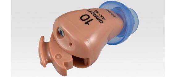 【オムロン イヤメイトデジタル AK-10 補聴器】補聴器 集音器 大きく聞こえる テレビの音 ハッキリ 聞こえる