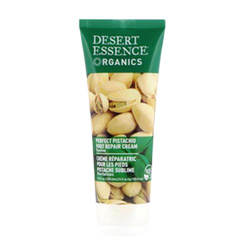 ピスタチオの香りが癖になる 人気ブレゼント 荒れた肌も潤いたっぷり ピスタチオフットリペアクリーム 103.5ml Desert Essence ピスタチオ フットケア 潤い 足のかさつき デザートエッセンス 新品