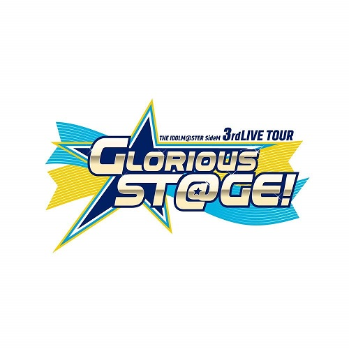 【新品】【即納】THE IDOLM@STER SideM 3rdLIVE TOUR ~GLORIOUS ST@GE!~ LIVE Blu-ray Side MAKUHARI Complete Box (初回生産限定版)